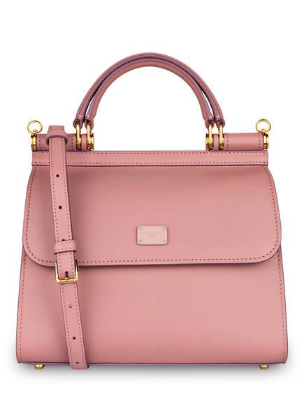 DOLCE&GABBANA Handtasche SICILY 58, Farbe: ROSA POLVERE (Bild 1)