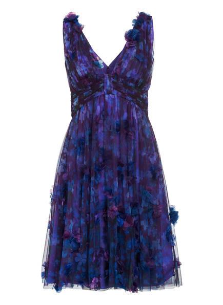 MARCHESA NOTTE Kleid, Farbe: DUNKELLILA/ BLAU (Bild 1)