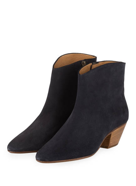 ISABEL MARANT Cowboy Boots DACKEN  , Farbe: FADED BLACK (Bild 1)