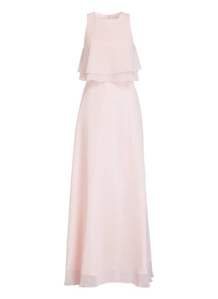 VISOUS Abendkleid mit Stola, Farbe: HELLROSA (Bild 1)