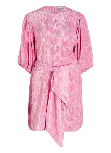 GANNI Kleid, Farbe: ROSA (Bild 1)