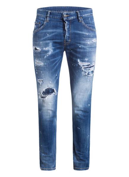 DSQUARED2 Jeans SKATER Slim Fit, Farbe: BLUE DENIM (Bild 1)