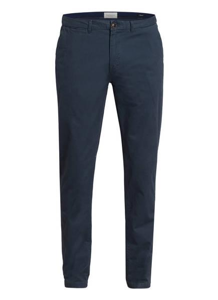 SCOTCH & SODA Chino STUART Regular Slim Fit, Farbe: DUNKELBLAU (Bild 1)