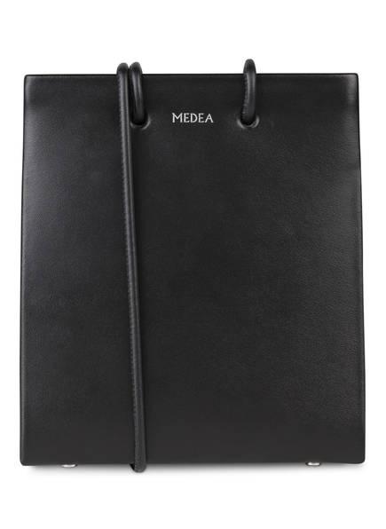 MEDEA Handtasche PRIMA SHORT, Farbe: SCHWARZ (Bild 1)