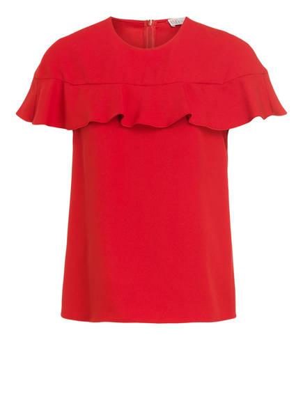 RED VALENTINO Blusenshirt, Farbe: ROT (Bild 1)
