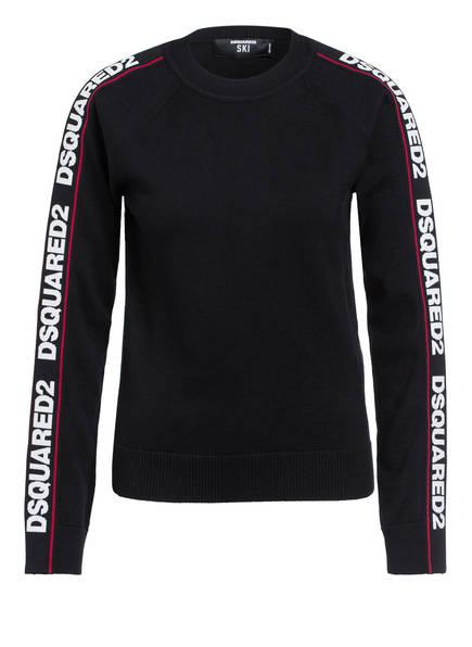 DSQUARED2 Pullover, Farbe: SCHWARZ (Bild 1)