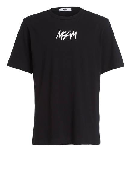 MSGM KIDS T-Shirt , Farbe: SCHWARZ (Bild 1)