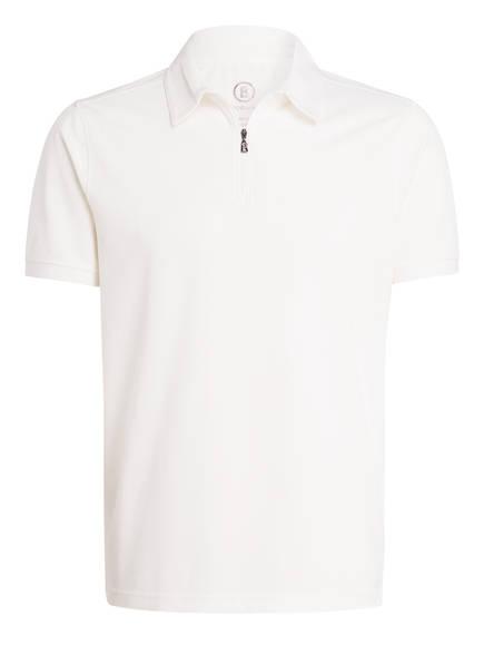 BOGNER Piqué-Poloshirt AVON Slim Fit, Farbe: CREME (Bild 1)