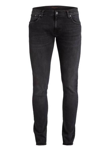 Nudie Jeans Jeans TIGHT TERRY, Farbe: BLACK TREATS (Bild 1)