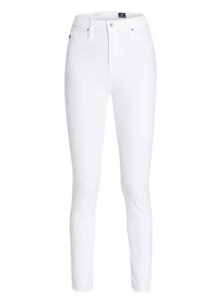 AG Jeans Jeans THE MILA ANKLE, Farbe: WEISS (Bild 1)