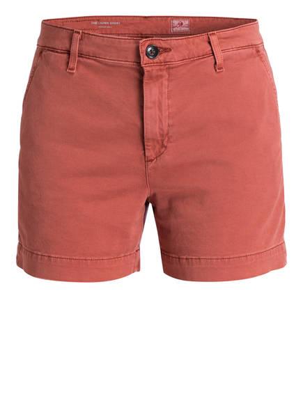 AG Jeans Shorts CADEN , Farbe: HELLROT (Bild 1)