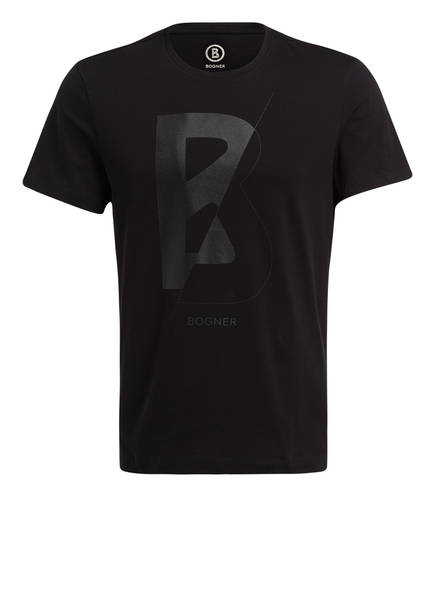 BOGNER T-Shirt ROC , Farbe: SCHWARZ (Bild 1)
