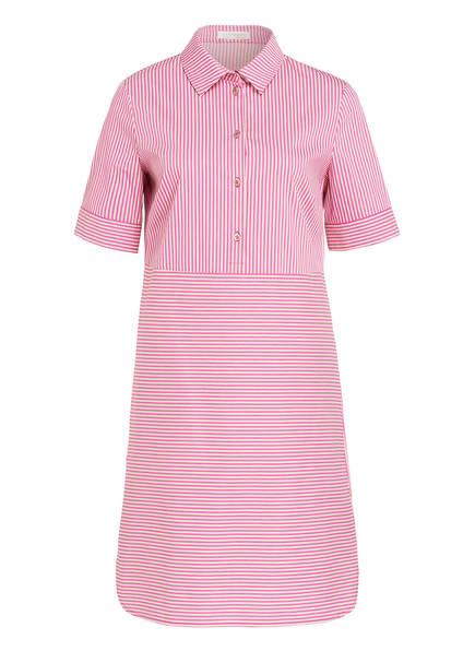 ROBE LÉGÈRE Blusenkleid mit 1/2-Arm, Farbe: PINK/ BEIGE (Bild 1)