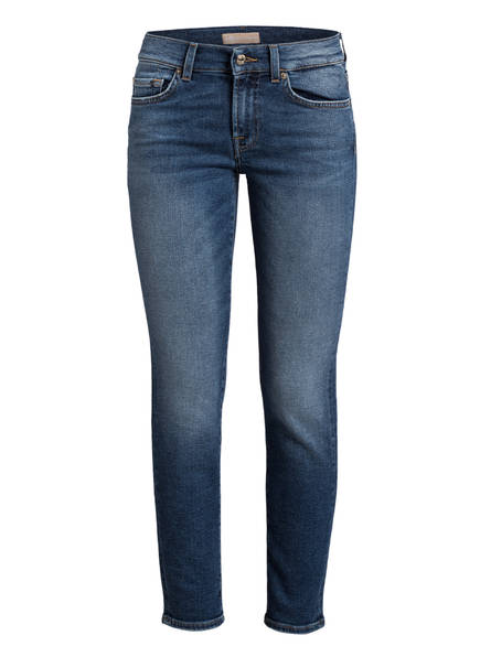 7 for all mankind 7/8-Jeans ROXANNE, Farbe: LUXE VINTAGE PACIFIC GROVE BLUE (Bild 1)