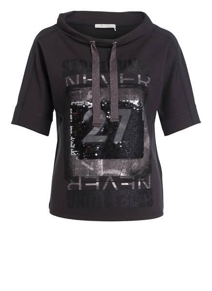 monari T-Shirt, Farbe: DUNKELGRAU (Bild 1)