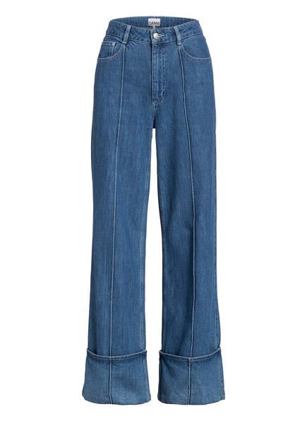 GANNI Jeans , Farbe: DENIM BLUE (Bild 1)