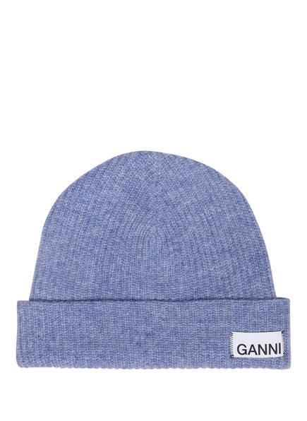GANNI Mütze, Farbe: HELLLILA (Bild 1)