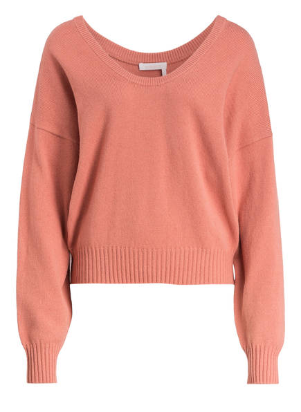 SEE BY CHLOÉ Pullover, Farbe: HELLROT (Bild 1)