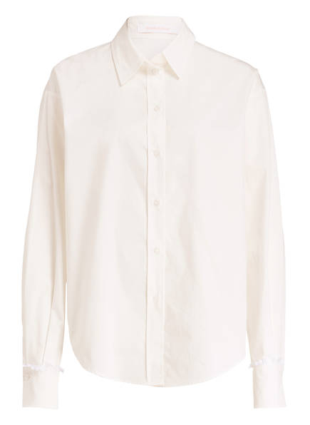 SEE BY CHLOÉ Oversized-Bluse , Farbe: CREME (Bild 1)