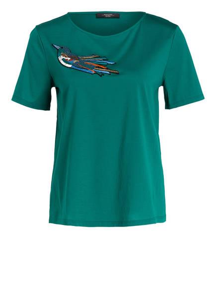 WEEKEND MaxMara T-Shirt, Farbe: GRÜN (Bild 1)