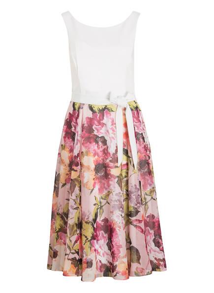 Vera Mont Kleid , Farbe: ROSA/ CREME/ GRÜN (Bild 1)