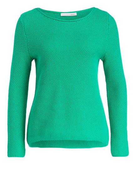 oui Pullover, Farbe: GRÜN (Bild 1)