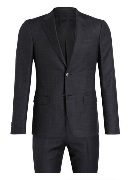 ZZegna Anzug Extra Slim Fit, Farbe: DUNKELGRAU (Bild 1)