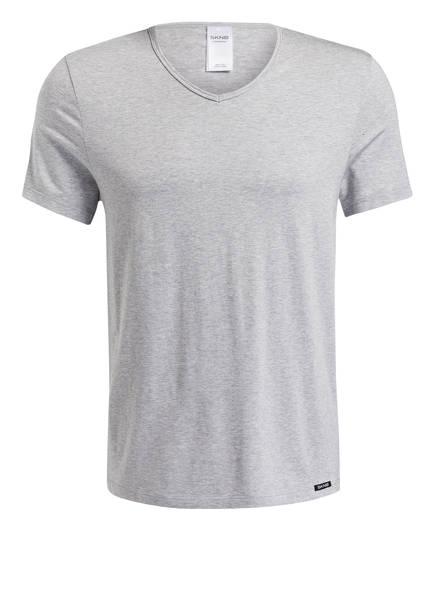 Skiny T-Shirt, Farbe: HELLGRAU MELIERT (Bild 1)