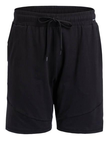 Skiny Lounge-Shorts, Farbe: SCHWARZ (Bild 1)