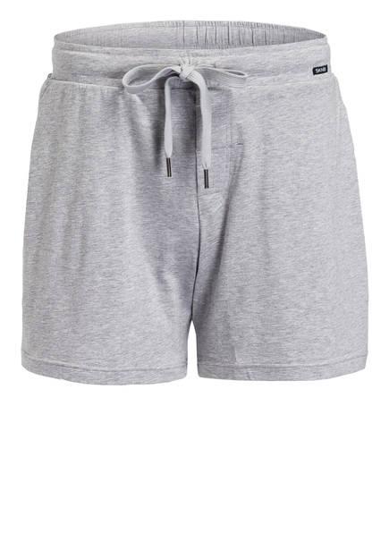 Skiny Lounge-Shorts, Farbe: HELLGRAU (Bild 1)