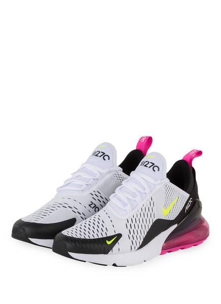 Nike Sneaker AIR MAX 270, Farbe: FUCHSIA/ WEISS/ SCHWARZ (Bild 1)