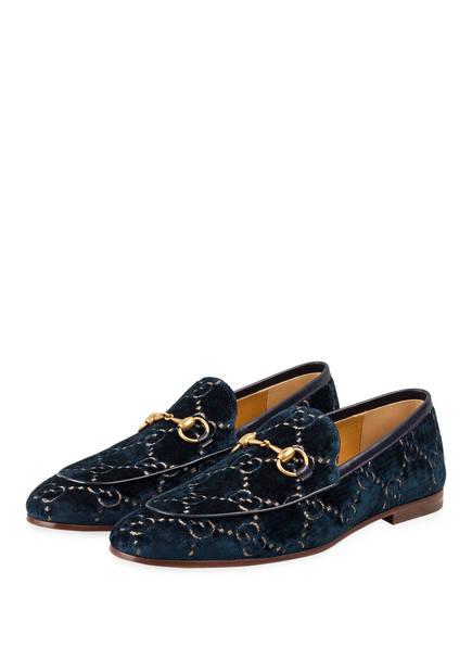 GUCCI Loafer JORDAN, Farbe: MIDNIGHT BLUE (Bild 1)