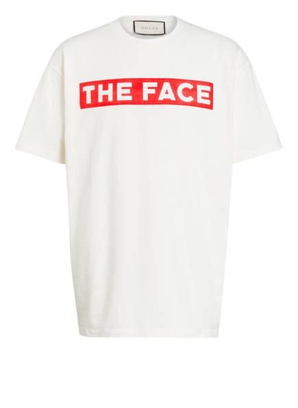 GUCCI Oversized-T-Shirt , Farbe: ECRU (Bild 1)