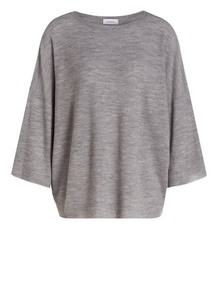 DARLING HARBOUR Pullover aus Schurwolle, Farbe: GRAU (Bild 1)