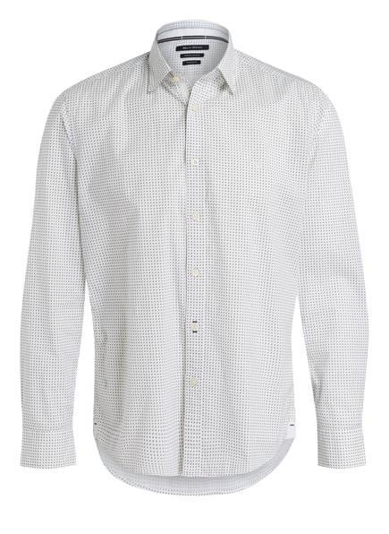 Marc O'Polo Hemd Regular Fit, Farbe: WEISS/ SCHWARZ GEMUSTERT (Bild 1)