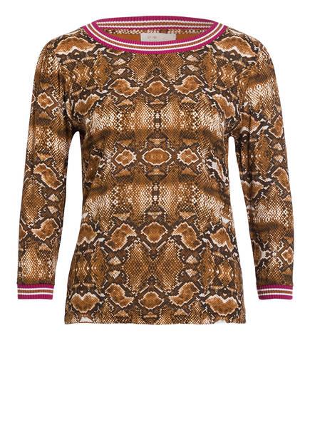 rich&royal Shirt, Farbe: BRAUN/ CREME (Bild 1)