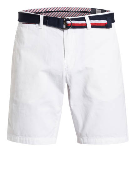 TOMMY HILFIGER Shorts BROOKLYN, Farbe: WEISS (Bild 1)