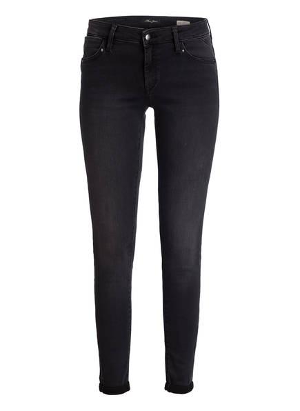 mavi Skinny Jeans LEXY, Farbe: 29672 dark smoke super move (Bild 1)