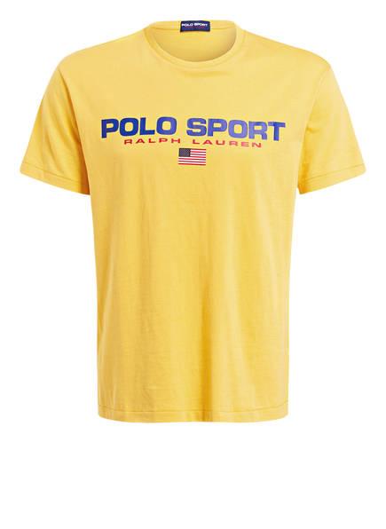 POLO RALPH LAUREN T-Shirt , Farbe: GELB (Bild 1)