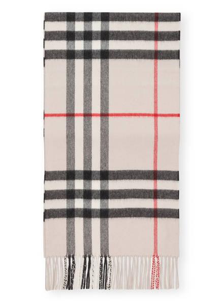 BURBERRY Cashmere-Schal, Farbe: GIANT CHECK/ STONE (Bild 1)