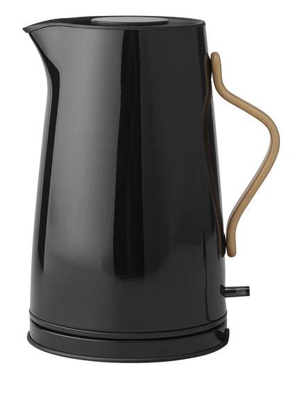 stelton Wasserkocher EMMA, Farbe: SCHWARZ (Bild 1)
