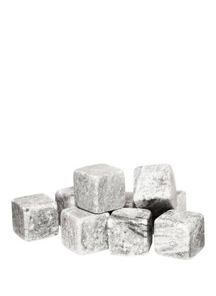 sagaform 9er-Set Whisky-Eiswürfelsteine, Farbe: GRAU (Bild 1)