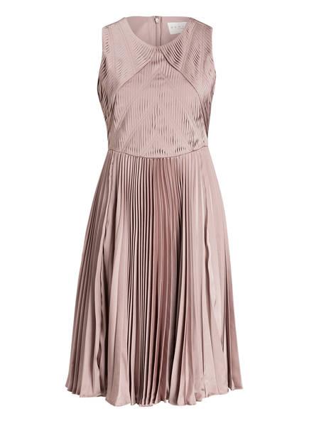 damsel in a dress Plisseekleid ZOEY, Farbe: ROSÈ (Bild 1)