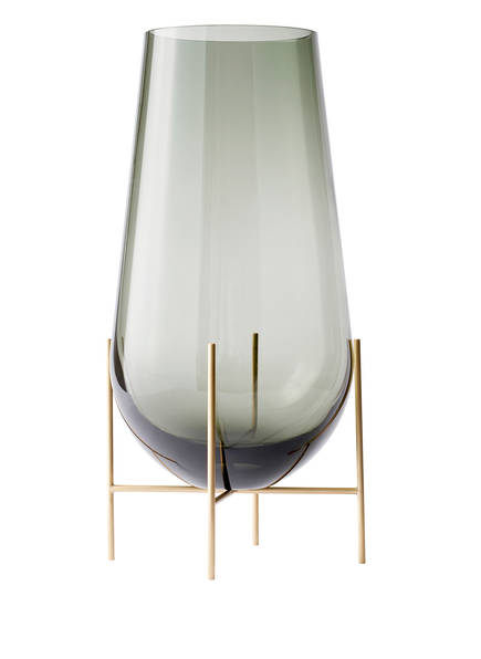 MENU Vase ECHASSE SMALL , Farbe: GRÜN  (Bild 1)