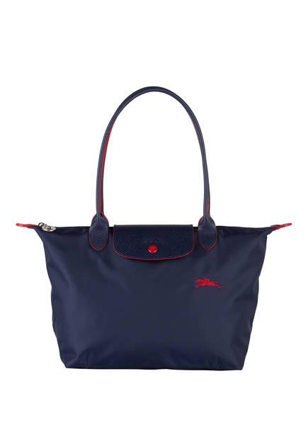 LONGCHAMP Shopper LE PLIAGE CLUB S, Farbe: NAVY (Bild 1)