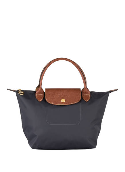 LONGCHAMP Handtasche LE PLIAGE S, Farbe: DUNKELGRAU (Bild 1)