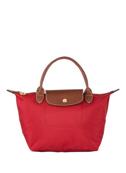 LONGCHAMP Handtasche LE PLIAGE S, Farbe: ROT (Bild 1)