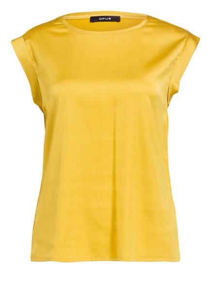 OPUS Blusenshirt FABIOLE, Farbe: GELB (Bild 1)