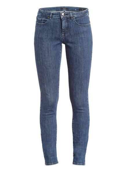 OPUS Skinny-Jeans ELMA, Farbe: PURE DARK BLUE (Bild 1)