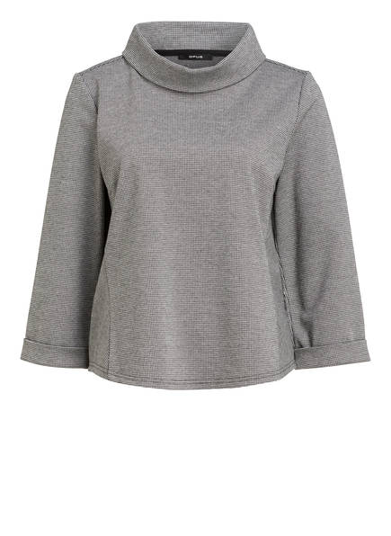 OPUS Shirt GULEDA, Farbe: SCHWARZ/ WEISS (Bild 1)